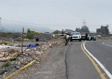 Noticias Chile | Encuentran cadáver en río Maipo con dos disparos en la cabeza