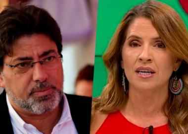 Noticias Chile | La tensa discusión entre Monserrat Álvarez y Daniel Jadue por las violaciones a los DD.HH. en Chile y Venezuela