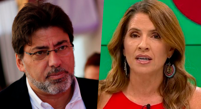 Noticias Chile   La tensa discusión entre Monserrat Álvarez y Daniel Jadue por las violaciones a los DD.HH. en Chile y Venezuela