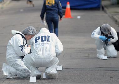 Noticias Chile | Delincuente muere abatido por carabineros luego de robar camión