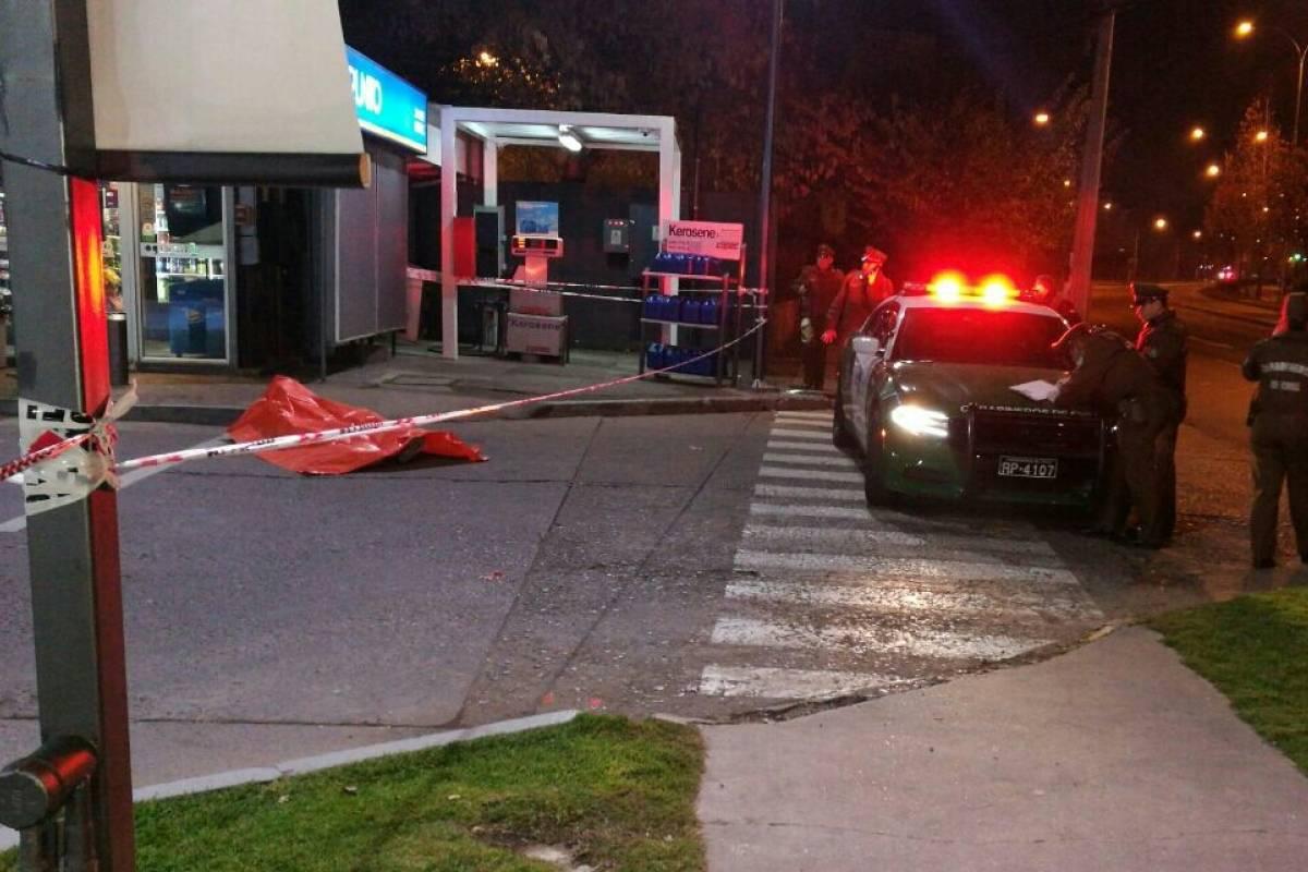 Noticias Chile   PDI mata a delincuente cuando le trataron de robar su vehículo
