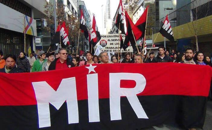 Noticias Chile | Movimiento de izquierda Revolucionaria, presentarán candidatos para la constituyente