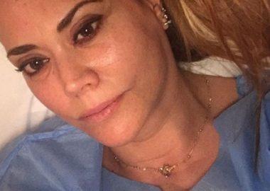 Noticias Chile | Daniella Campos lo está pasando pésimo, tiene que usar morfina por graves complicaciones a su salud