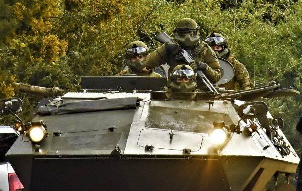Noticias Chile   Carabineros financió la compra de 81 vehículos tácticos adicionales para la Macrozona Sur