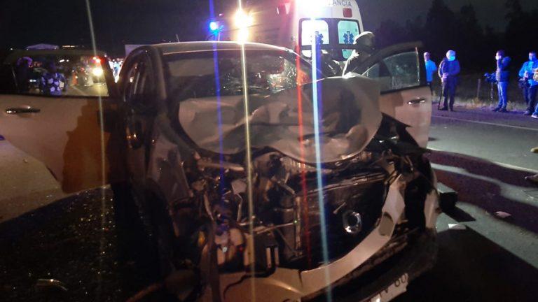 Noticias Chile   Sujeto atropelló y mató a familia en el Maule, para luego darse a la fuga