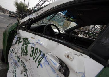 Noticias Chile | Carabinera atropellada por delincuentes, arriesga perder su pierna