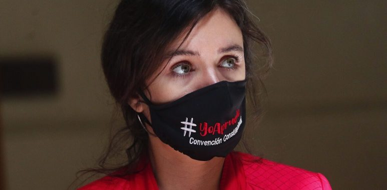 Noticias Chile   Comunista Camila Vallejo quiere eliminar quorum de 2/3 en la Convención Constitucional, acusan lógicas Chavistas