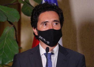 """Noticias Chile   Ministro de Hacienda : """" Si yo no cierro la llave al retiro del 10%, después podría haber un tercer retiro o uno total"""""""