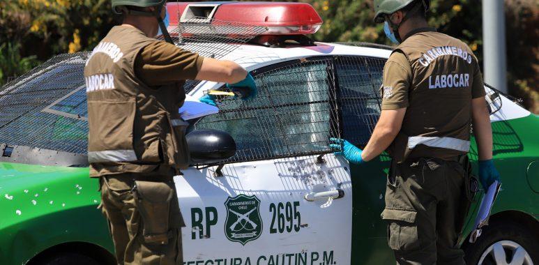 Noticias Chile | Se confirma que el carabinero Eugenio Nain, fue asesinado con un fusil de guerra en Metrenco