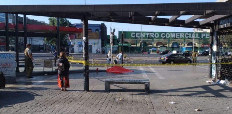 Noticias Chile   Aumentan los homicidios en Santiago, hombre es asesinado con 20 tiros en PAC