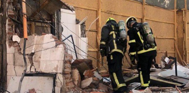 Noticias Chile | Hombre muere aplastado por chimenea en Las Condes