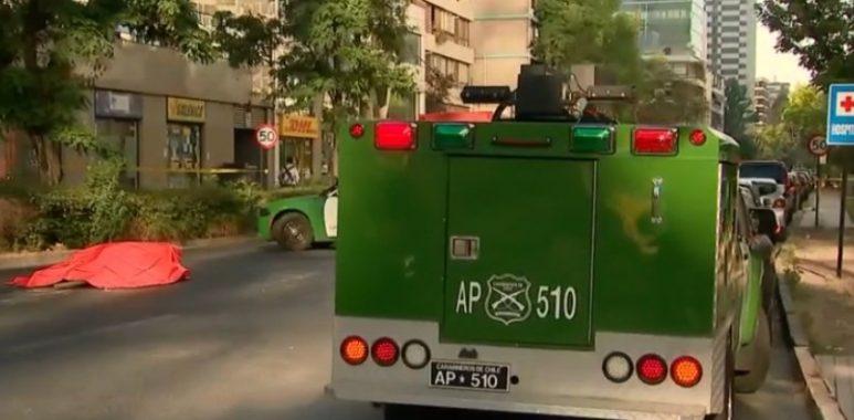 Noticias Chile | Joven ciclista con toda una vida muere atropellada por bus transantiago en Providencia