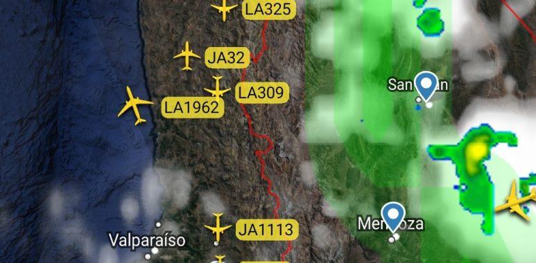 Noticias | Desde el 23 de noviembre se abre la frontera aérea en Chile, extranjeros podrán ingresar libremente con un PCR