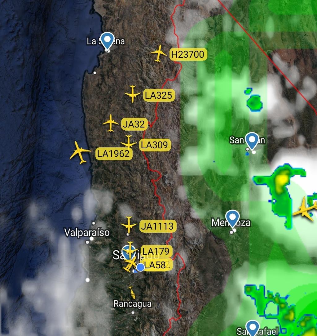 Noticias   Desde el 23 de noviembre se abre la frontera aérea en Chile, extranjeros podrán ingresar libremente con un PCR