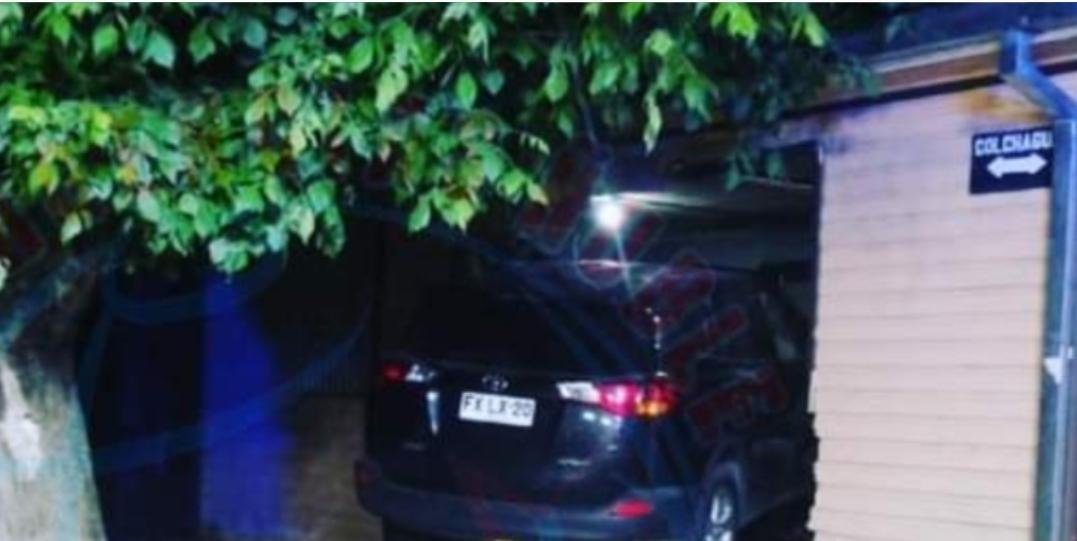 Noticias Chile | Sargento de carabineros activo chocó casa y mató a morador