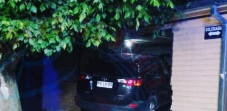 Noticias Chile | Hombre ebrio murió aplastado por muro de vivienda mientras dormía