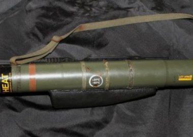 Noticias Chile | Hombre es detenido por tener un lanzacohetes antitanque con municiones