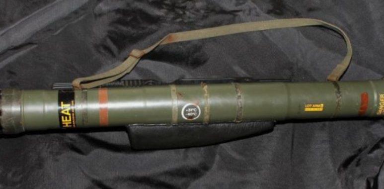 Noticias Chile   Hombre es detenido por tener un lanzacohetes antitanque con municiones