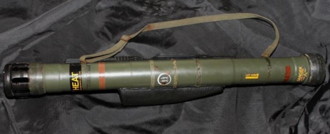 Noticias Chile   Hombre es detenido por tener un lanzacohetes antitanque en su casa