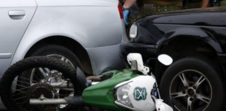Noticias Chile | Joven delincuente atropelló a carabineros en persecución, portaba dos pistolas calibre nueve milímetros