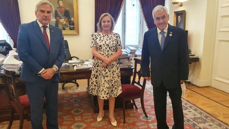Noticias Chile | Políticos oficialistas se abstendrán para detener el proyecto de Pamela Jiles del 10%, y así aprobar el del presidente Piñera con impuestos