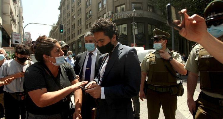 Noticias Chile | Ministro de Hacienda ya tiene en su poder los millones de rut del retiro del 10%