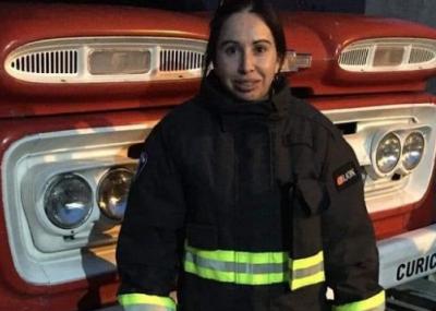 Noticias Chile   Encuentran cadáver de voluntaria de bomberos en el río Teno