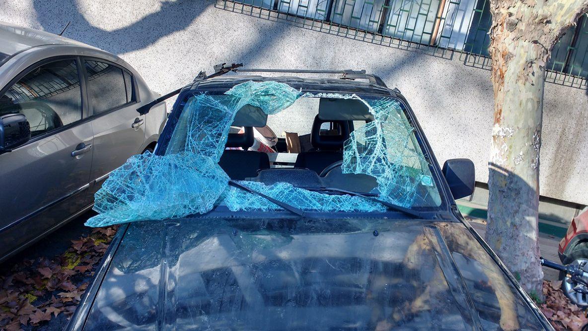 Noticias Chile | Mujer recibe piedrazo en la carretera y murió en el instante