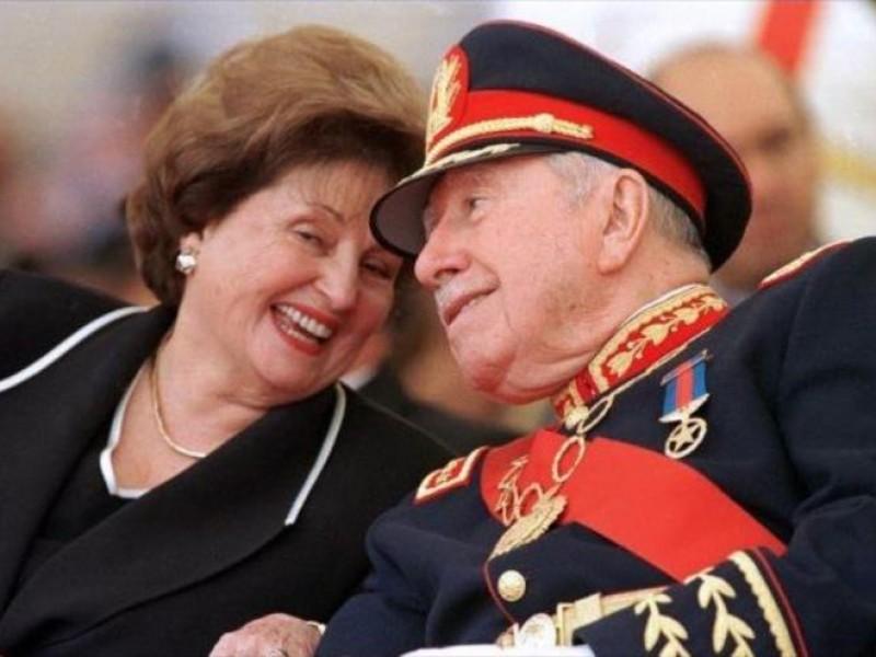 Noticias Chile | Lucía Hiriart fue internada en el Hospital Militar, se sospecha Covid-19
