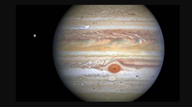 Noticias Chile   Hoy se podrá ver conjunción entre Júpiter y Saturno en su máximo esplendor