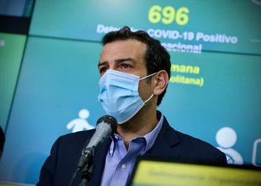 Noticias Chile | Ministro Delgado destina 1.000 uniformados extras para las fiscalizaciones de Navidad y Año Nuevo en Santiago