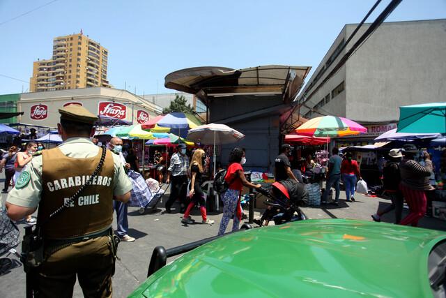 Noticias Chile | Pelea entre colombianos termina con un adulto mayor baleado en barrio Meiggs