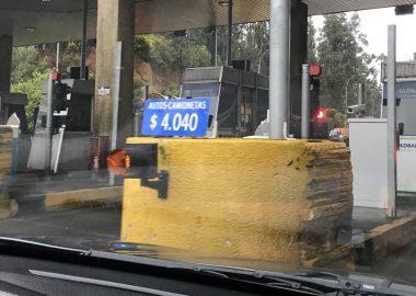 Noticias Chile | Todas las autopistas subirán de precio a partir del próximo año