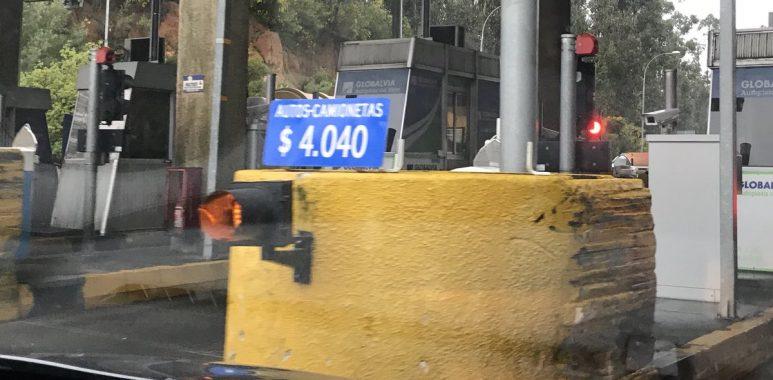 Noticias Chile   Todas las autopistas subirán de precio a partir del próximo año