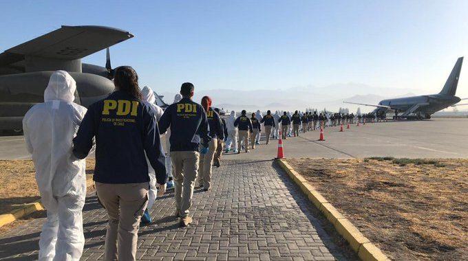 Noticias Chile | Ministro Delgado expulsó del país a 143 extranjeros por cometer delitos en nuestro territorio