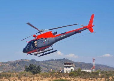 Noticias Chile | Armada de Chile incorporó moderno helicóptero de rescate marítimo a su flota