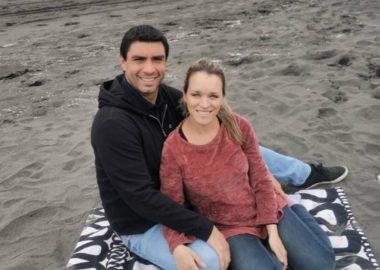 Noticias Chile | Carla Zunino está enamorada y mostró fotografías románticas con el nuevo amor de su vida