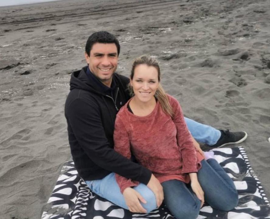 Noticias Chile   Carla Zunino está enamorada y mostró fotografías románticas con el nuevo amor de su vida