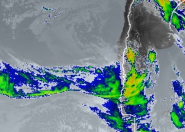 Noticias Chile | El sur de Chile espera un eclipse bajo intensas precipitaciones y para poder verlo nuevamente hay que esperar sentado cuatro siglos