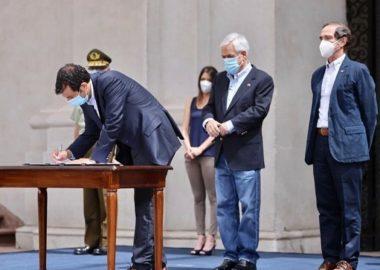 Noticias Chile | Gobierno presenta proyecto para atacar con fuerza el narcotráfico en nuestro país