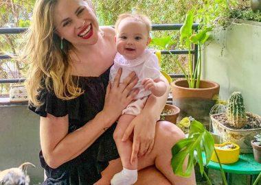 Noticias Chile | Eliana Albasetti pasó la Navidad hospitalizada junto a su pequeña hija de 5 meses