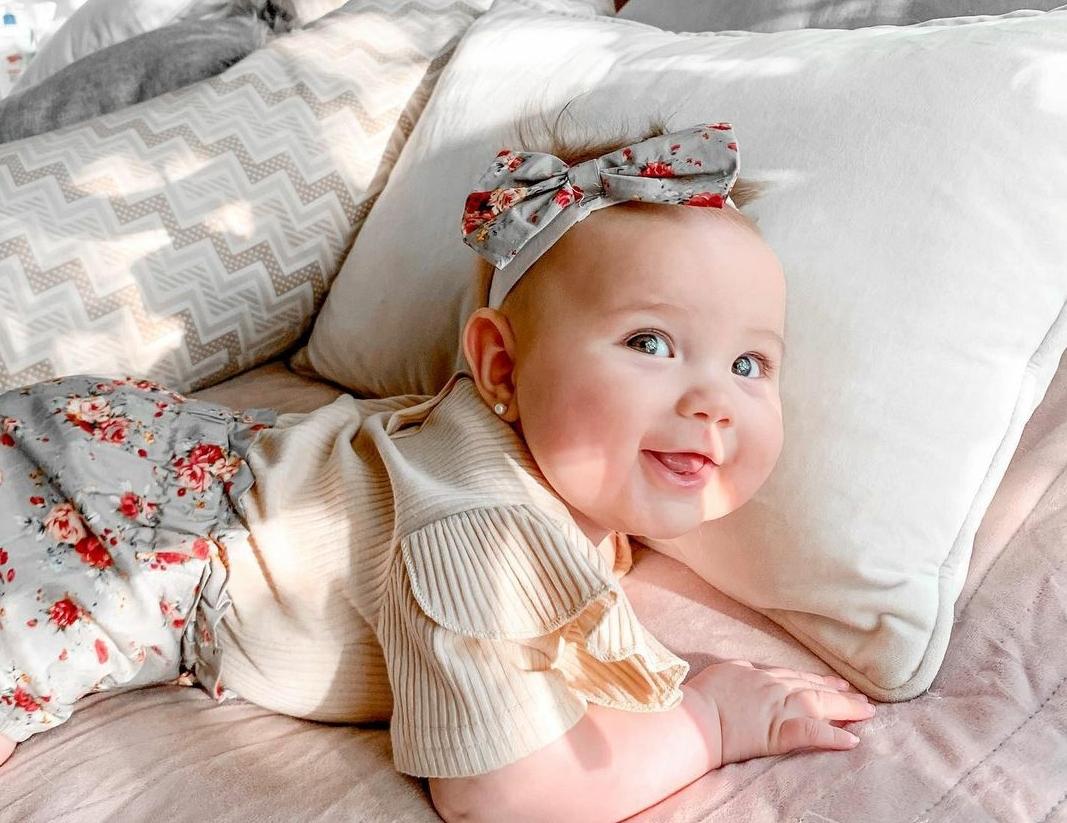 Noticias Chile   Eliana Albasetti pasó la Navidad hospitalizada junto a su pequeña hija de 5 meses