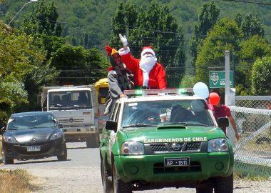 Noticias Chile   Todo listo: Viejo Pascuero sacó el permiso para entregar regalos