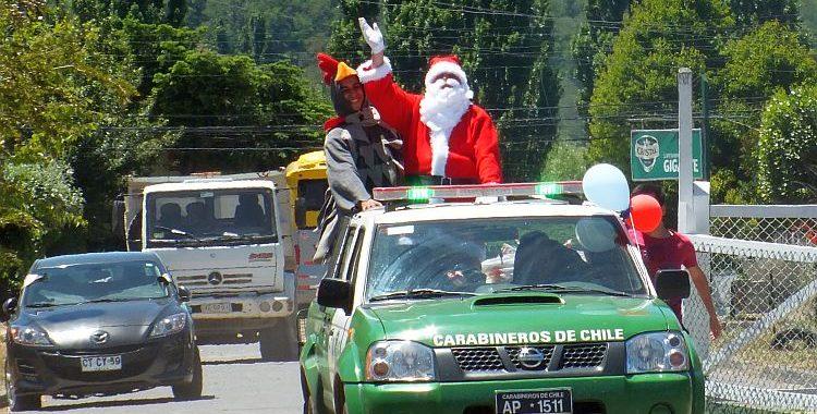 Noticias Chile | Todo listo: Viejo Pascuero sacó el permiso para entregar regalos
