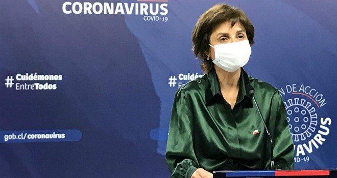 "Noticias Chile | Paula Daza: "" Si esto se descontrolada tendremos cuarentena"""