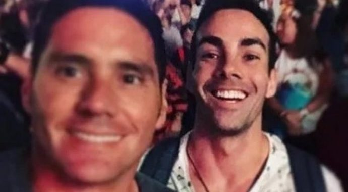Noticias Chile | Pancho Saavedra mostró a su marido por primera vez en un Instagram live