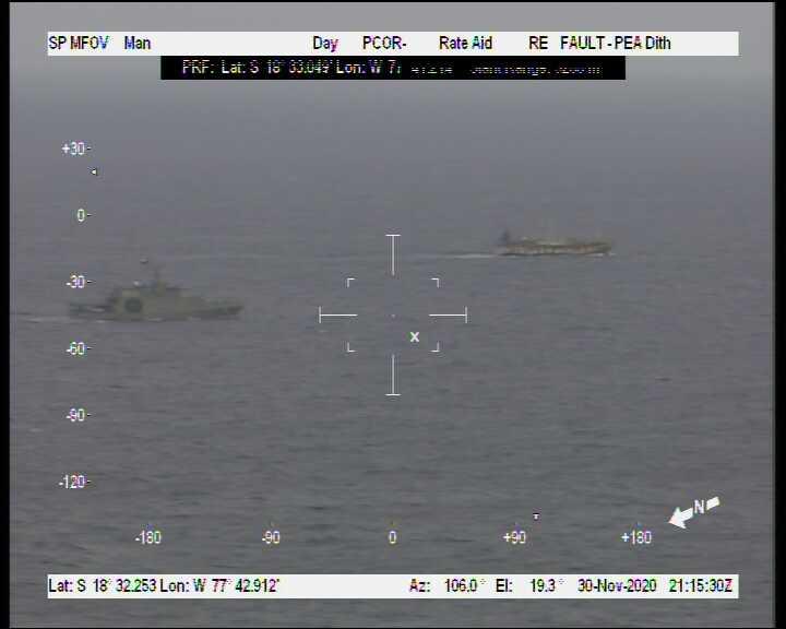 Noticias Chile | Flota pesquera China ya está en aguas chilenas