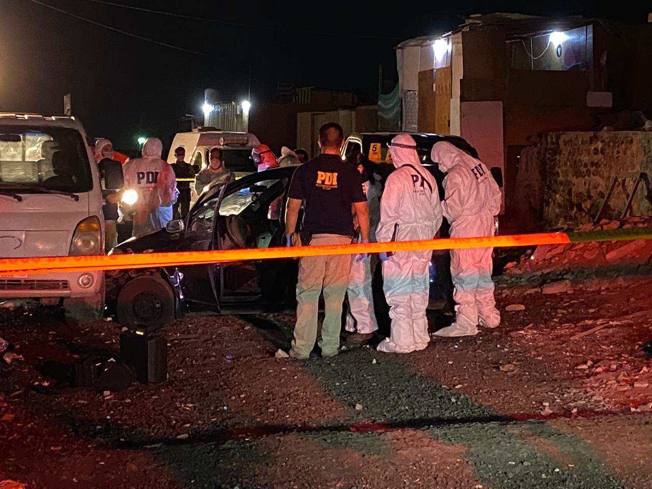 Noticias Chile | Asesinan con un disparo a repartidor de comida en el norte