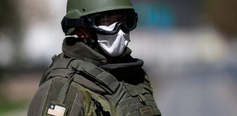 Noticias Chile | Revelan video como la PDI se enfrentó a un grupo guerrillero y narcotraficante en Temucuicui