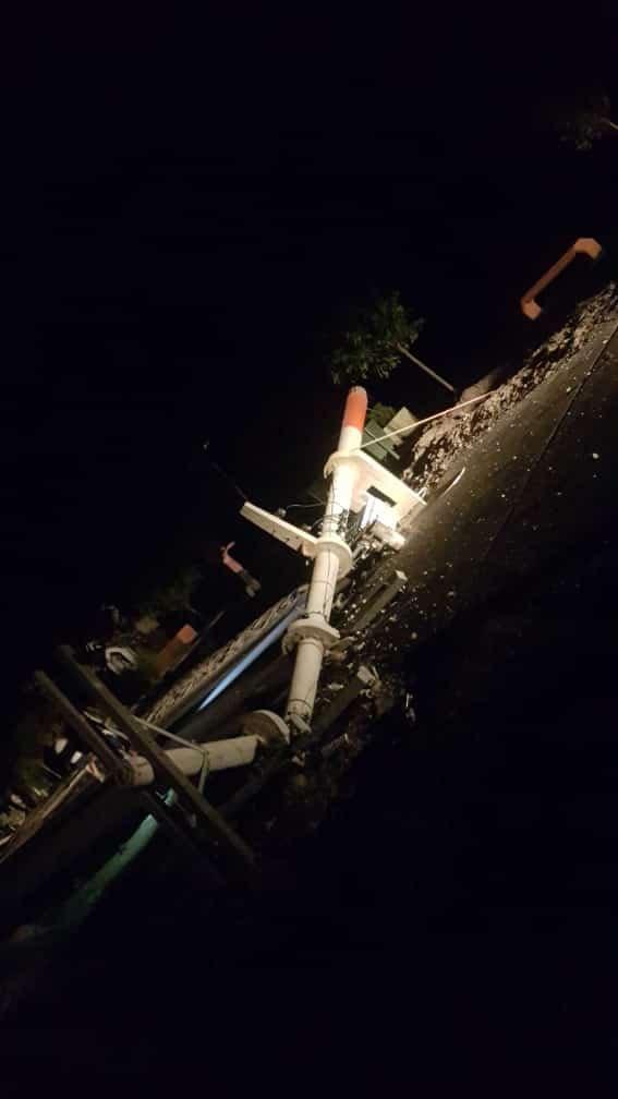 Urgente | Fuerte terremoto en San Juan Argentina, deja graves daños en viviendas